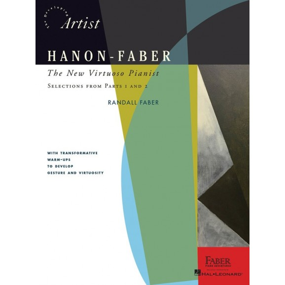 Hanon-Faber: The New Virtuoso Pianist -  Randall Faber   (Piano) Faber Piano Adventureså¨ - Faber Piano Adventures. Softcover Book
