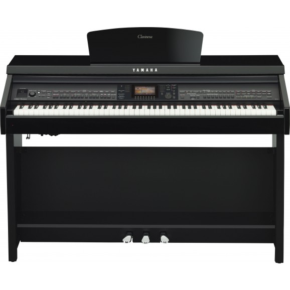 Yamaha CVP701B Clavinova Digital Piano - Black