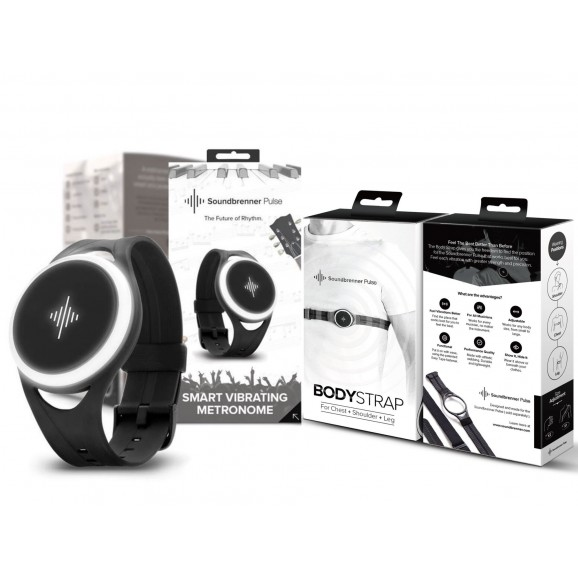 SoundBrenner Pulse & Bodystrap Pack