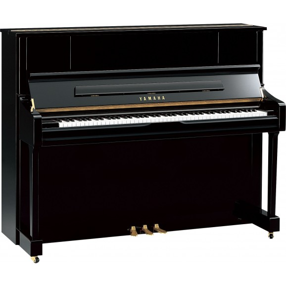 Yamaha U1J Upright Piano Ebony